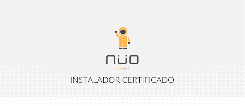 Certificación nüo