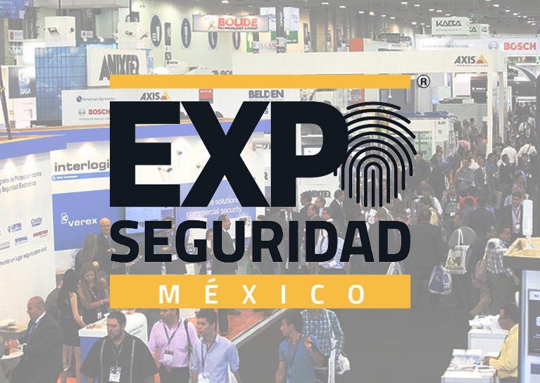 expo seguridad 2019