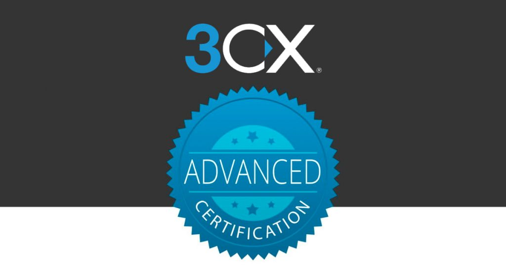 3cx certified advanced
